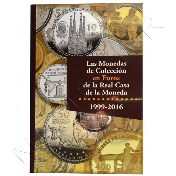 The coins of the Spanish Royal Mint Collection 2016