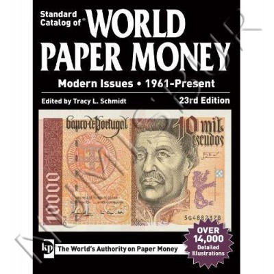 World Paper Money - 1961 / Presente 23ª Edicion