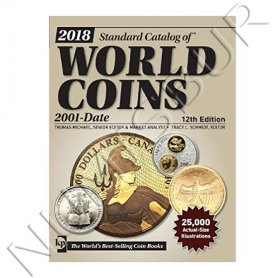 World Coin - 2001 / Date 12ª Edicion