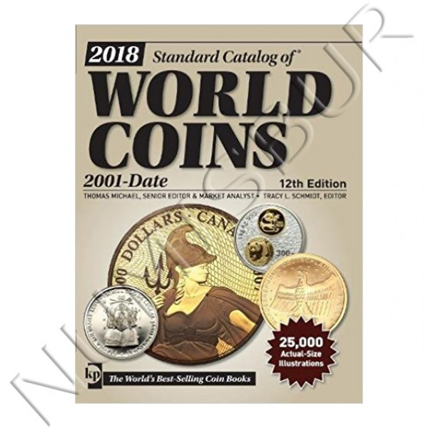 World Coin - 2001 / Date 12th Edition