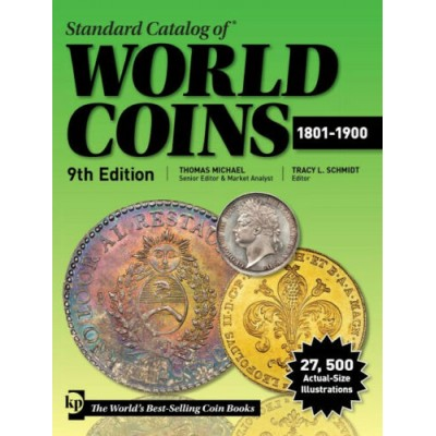 World Coin - 1801 / 1900 9th Edition