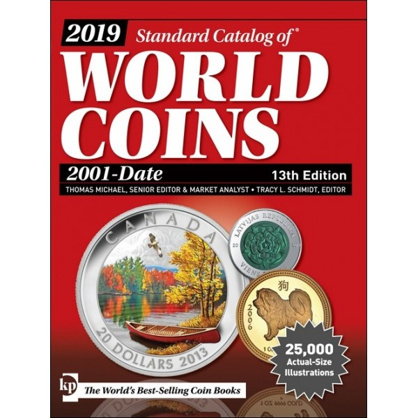 World Coin - 2001 / Date 13th Edition