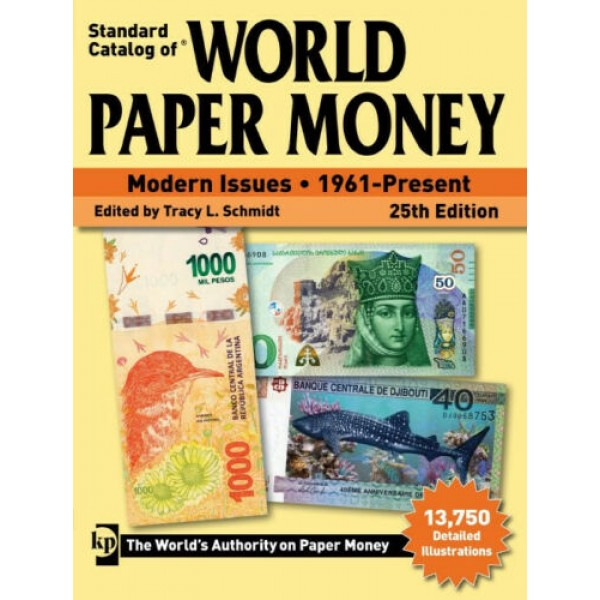 World paper - 1961 / Present 25th Edicion