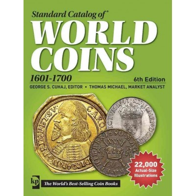 World Coin - 1601 / 17 00 6ª Edicion