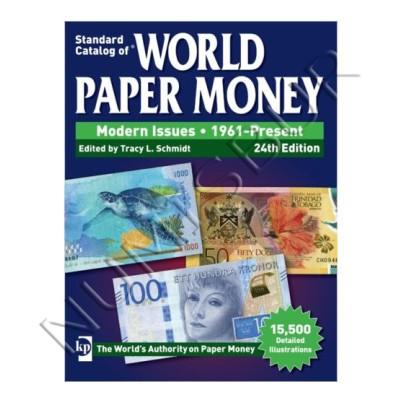 World paper - 1961 / Present 24ª Edicion