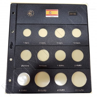 HOJA PARDO ESPAÑA - EUROS
