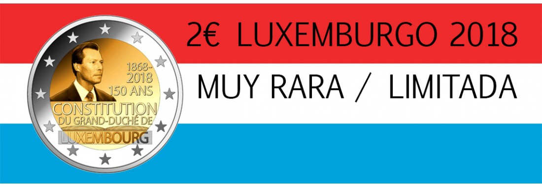 2 euros luxemburgo