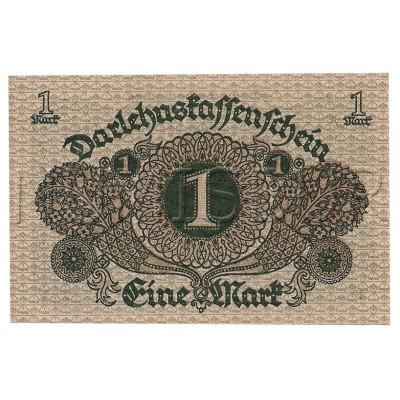 1 mark GERMANY 1920 - S/C