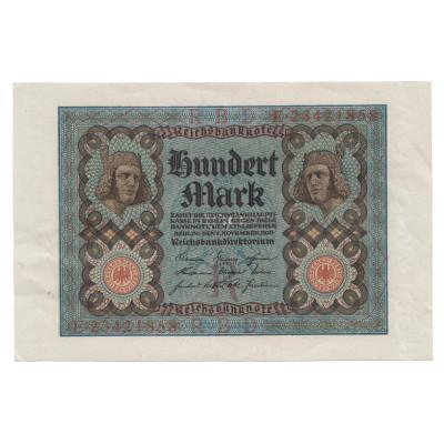 100 marks GERMANY 1920 - S/C