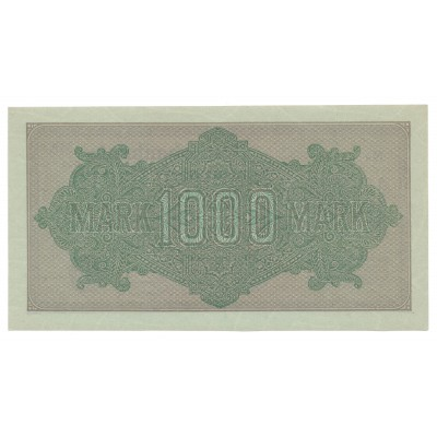 1000 marks GERMANY 1922 - UNC