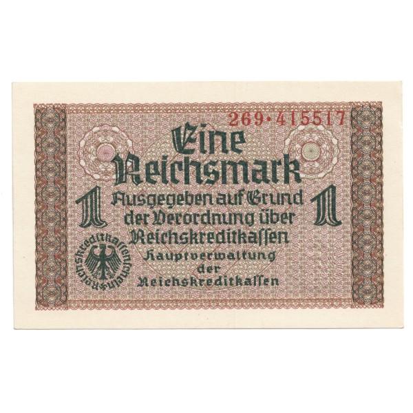 1 reich mark ALEMANIA 1939 - 1945 | S/C