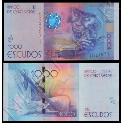 1000 escudos CAPE VERDE 2014