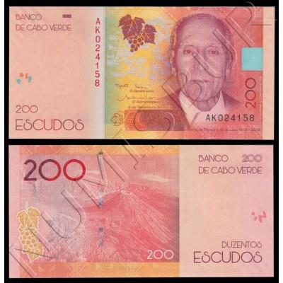 200 escudos CAPE VERDE 2019