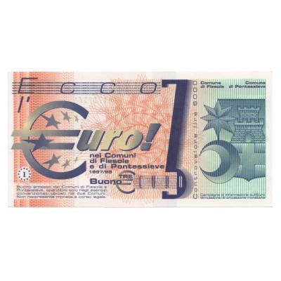 3€ ITALIA 1997/8 - S/C