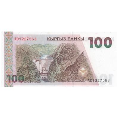 100 som KIRGUISTAN 1994 - S/C