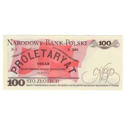 100 zl POLONIA 1988 - S/C