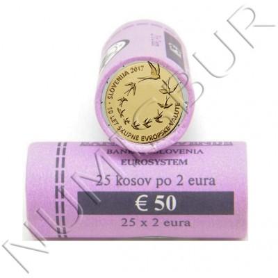 ROLL SLOVENIA 2017 - 10 aniv Euro