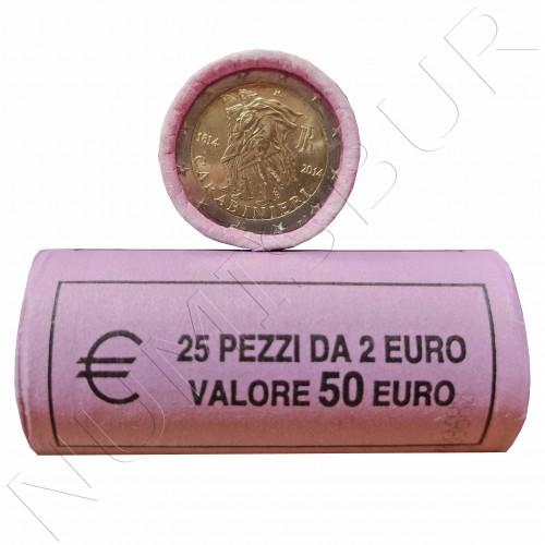 ROLL ITALY  2014 - 200 aniv. Carabinieri