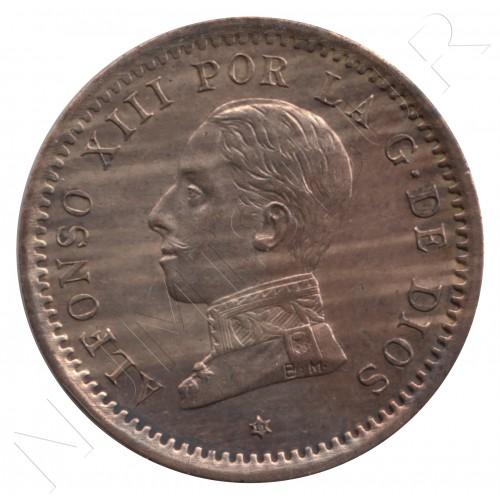 2 centimos ESPAÑA 1911 - Alfonso XIII PC. V *11*