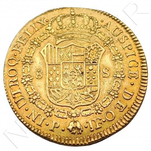 8 reales SPAIN 1812 - Popayan JF