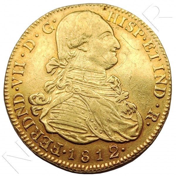 8 reales SPAIN 1812 - Popayan JF