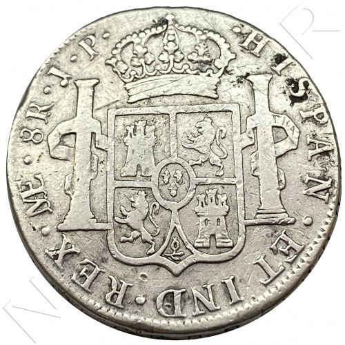 8 reales SPAIN 1813 - J.P Lima (Fernando VII)