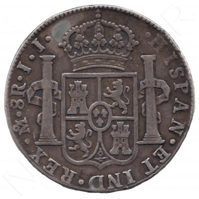 8 reales ESPAÑA 1818 - Fernando VII MEXICO #16