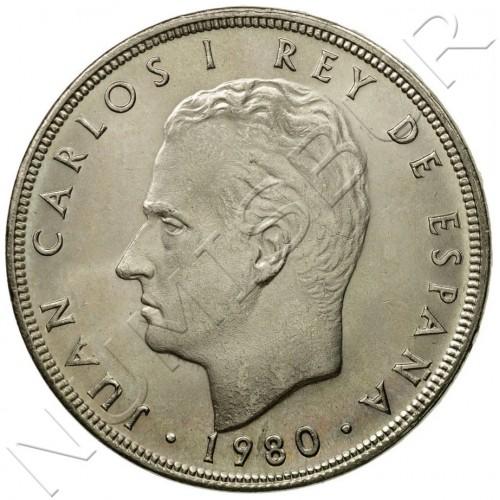 100 pesetas SPAIN 1980 *80* UNC