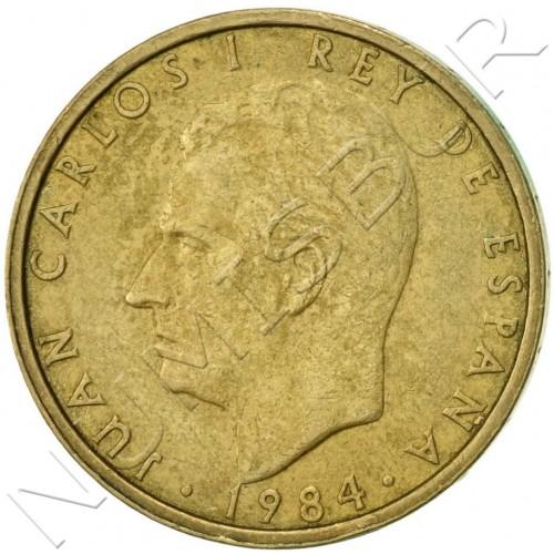 100 pesetas SPAIN 1984 UNC