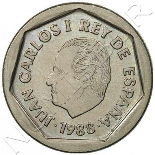 200 pesetas SPAIN 1988 UNC
