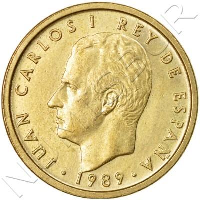 100 pesetas SPAIN 1989 UNC