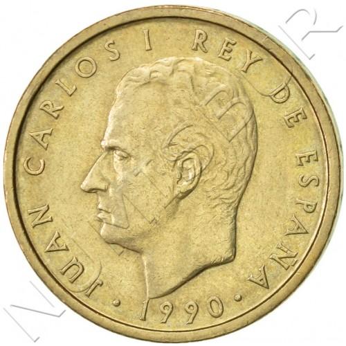 100 pesetas SPAIN 1990 UNC