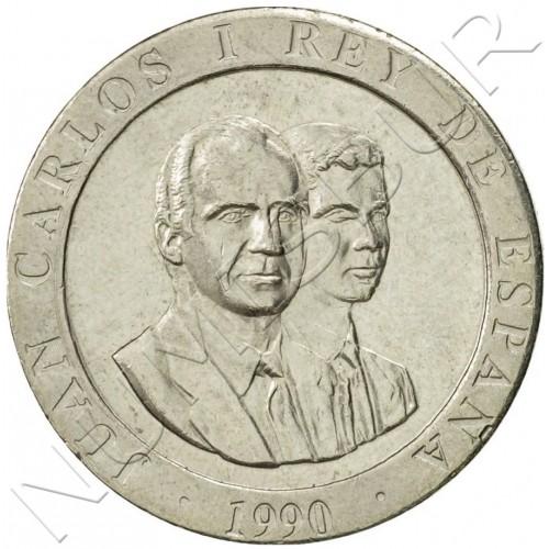 200 pesetas SPAIN 1990 UNC