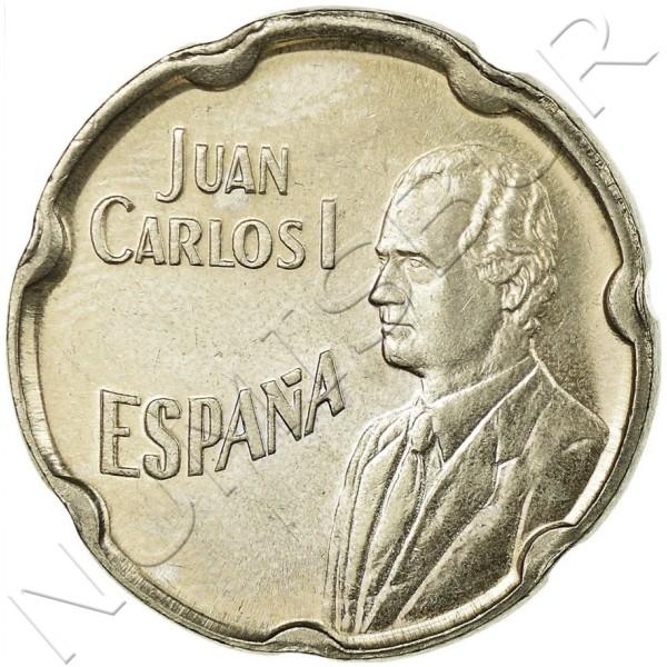 50 pesetas SPAIN 1990 - Expo '92 UNC