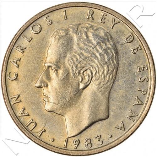 100 pesetas SPAIN 1983 UNC