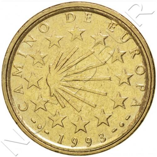 100 pesetas SPAIN 1993 UNC