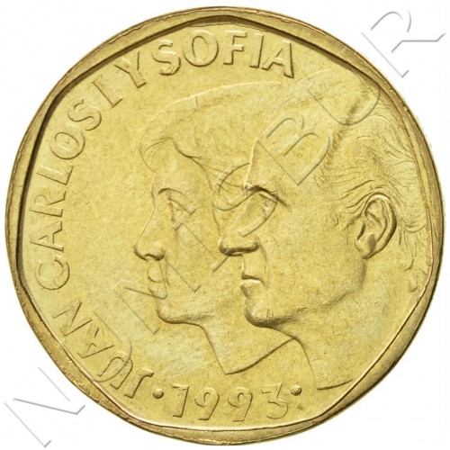 500 pesetas SPAIN 1993 UNC