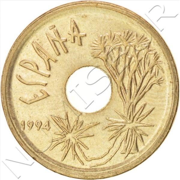 25 pesetas SPAIN 1994 - Canarias