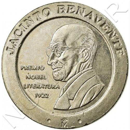 200 pesetas SPAIN 1997 - Jacinto Benavente UNC