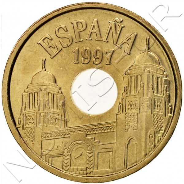 25 pesetas SPAIN 1997 - Melilla