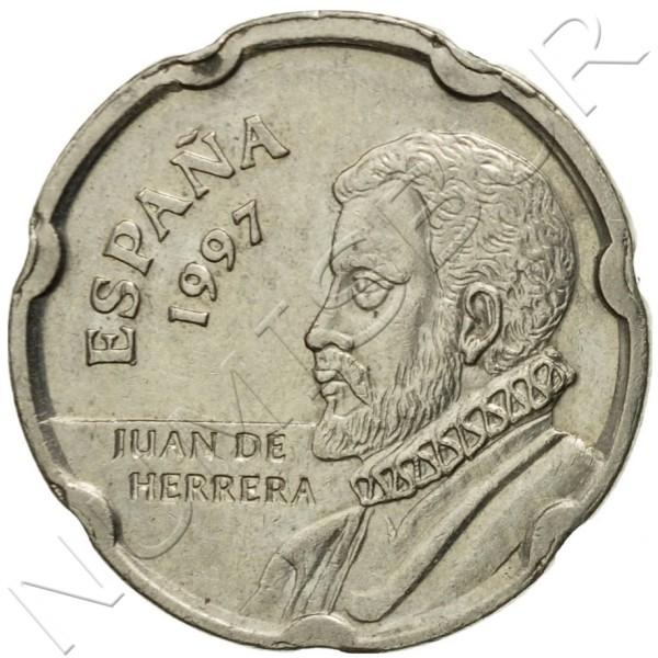 50 pesetas SPAIN 1997 - Juan de Herrera UNC