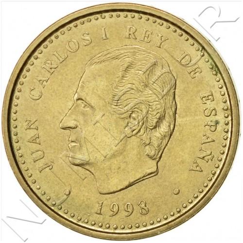 100 pesetas SPAIN 1998 UNC