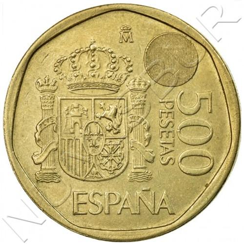 500 pesetas SPAIN 1999 UNC