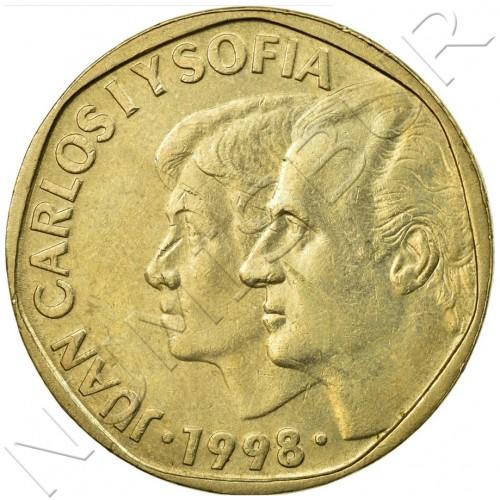 500 pesetas SPAIN 1998 UNC