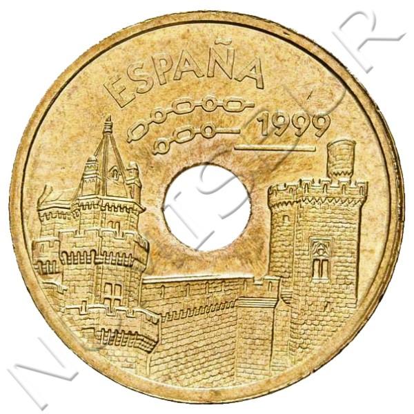 25 pesetas SPAIN 1999 - Navarra
