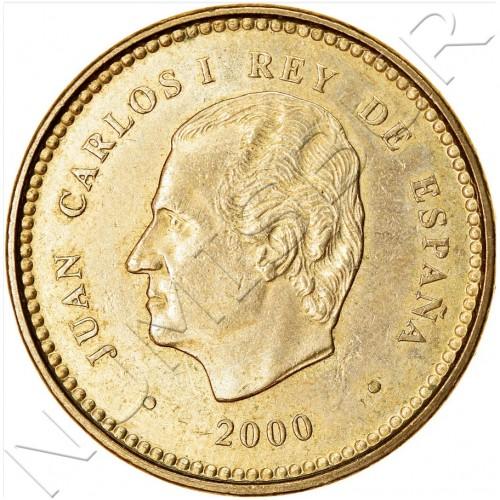 100 pesetas SPAIN 2000 UNC
