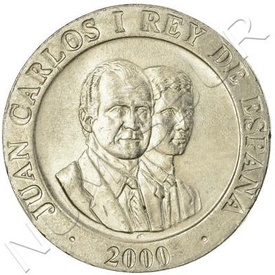 200 pesetas SPAIN 2000 - UNC