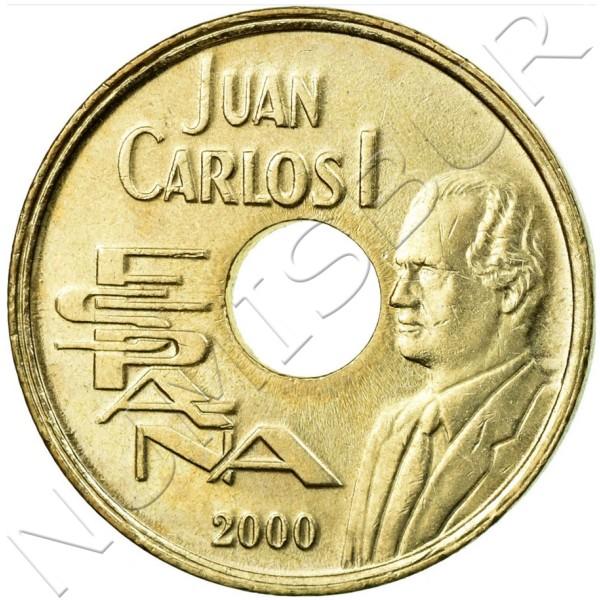 25 pesetas SPAIN 2000 - UNC