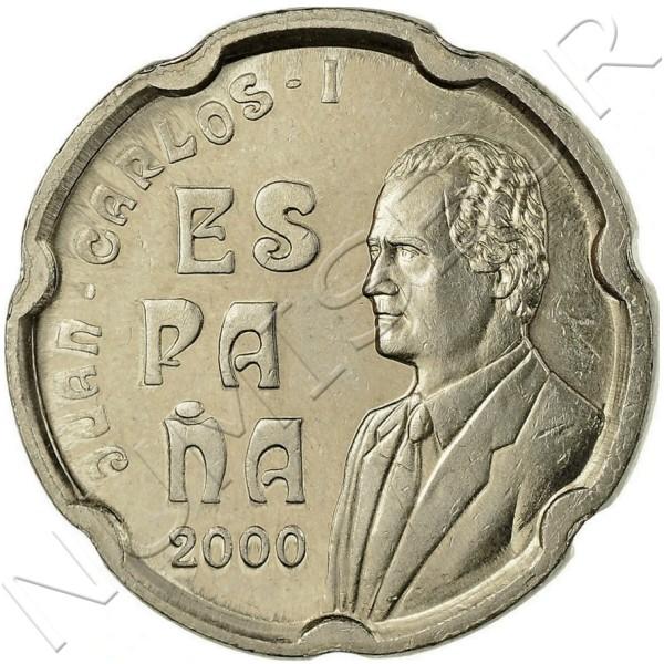 50 pesetas SPAIN 2000 - UNC