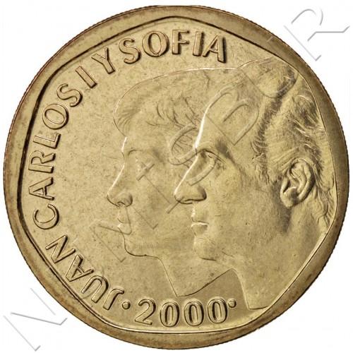 500 pesetas SPAIN 2000 UNC